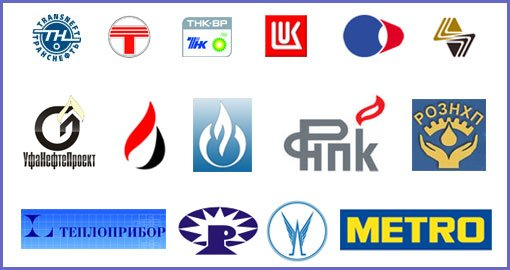 Partners of the company Meschersky Scientific-Technical Center